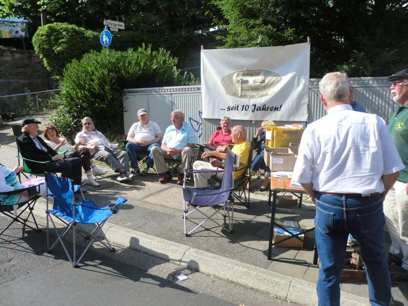 Schloßstadtfest Bensberg 2014 (1)